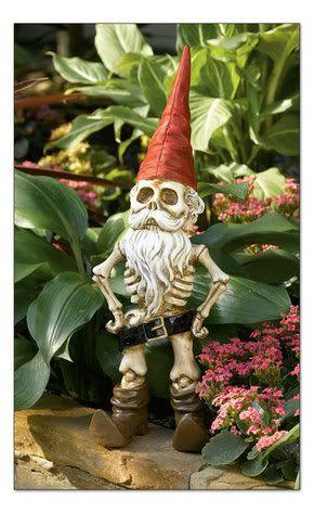 Scary Garden Noam