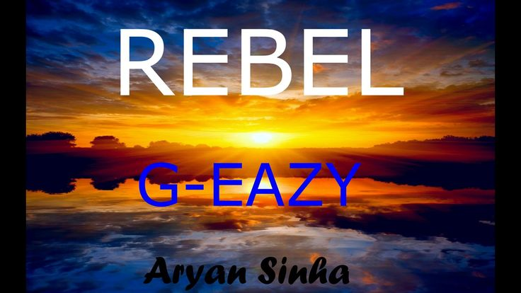 Rebel  G-Eazy #thatdope #sneakers #luxury #dope #fashion #trending