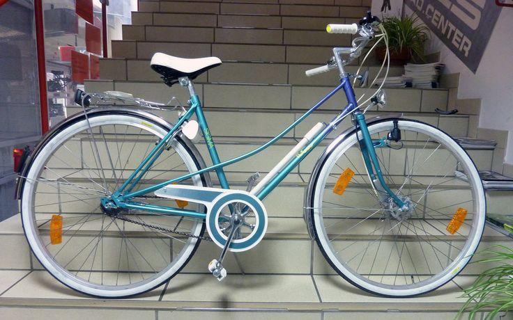 Rixe Sigma Fahrrad, Damenfahrrad, Trekkingfahrrad, 28 Zoll, RH 53 cm in Sport, Radsport, Fahrräder | eBay