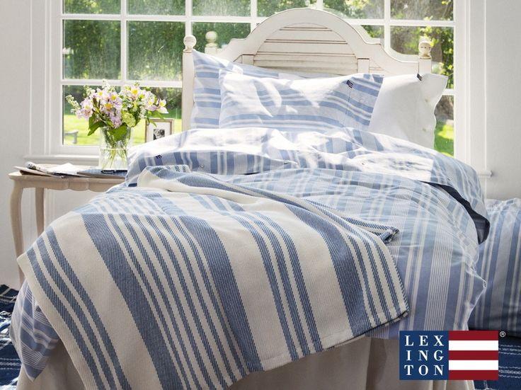 Vårens nye sengetøy fra Lexington - Hansen & Co