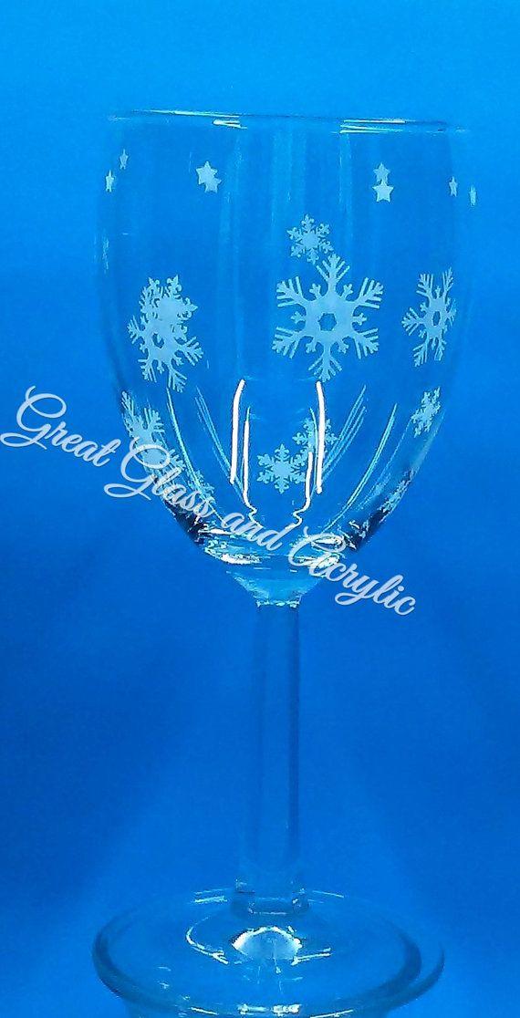 etched glassunique wine wine wineu2026