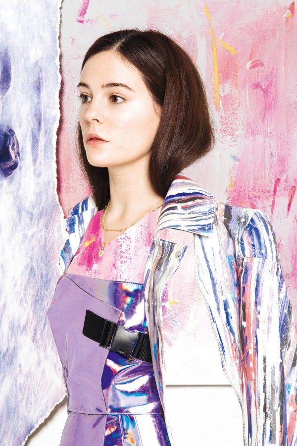 Phoebe Fox is a fashion dream in Markus Lupfer and Atelier Karen Millen for our #BritsInBrits shoot... #InStyleBafta http://po.st/1ODypi
