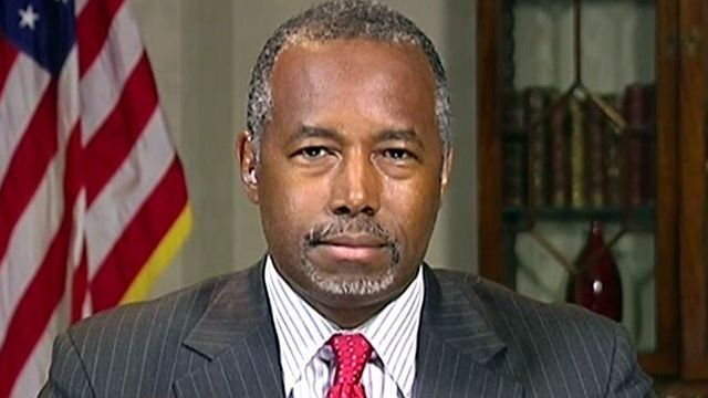 GOP 2016 Power Index: Carson cracks the top five. Carson does not talk like a politician.