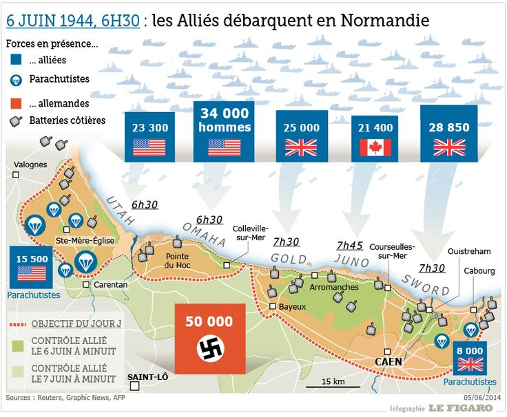 d-day 70th anniversary coverage