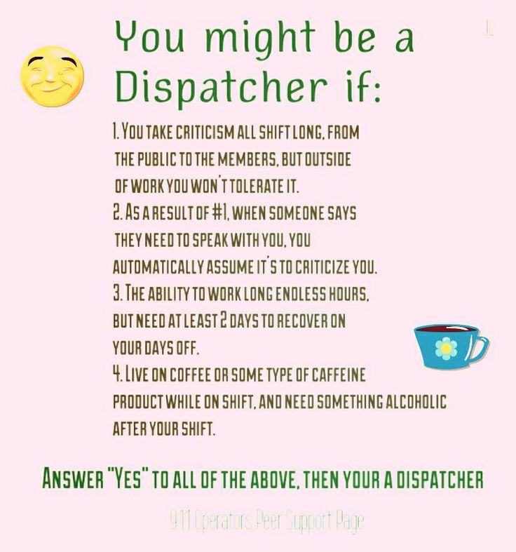Best Dispatchers Images On   Office Humor Police