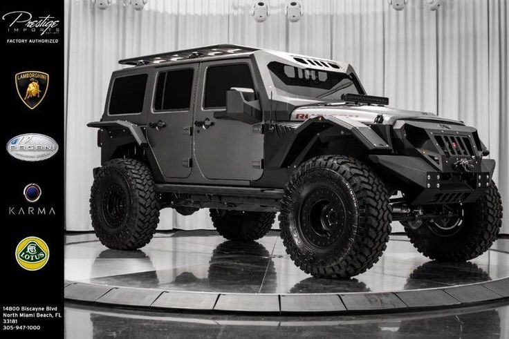 2016_Jeep_Wrangler Unlimited_Rubicon_ North Miami Beach FL