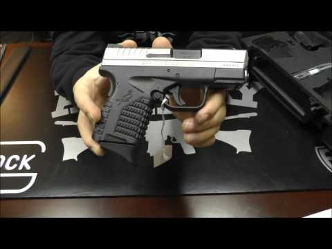 Springfield XDS 45ACP Review - Pocket Powerhouse