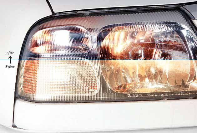 How to Polish Your Headlights Like a Pro
