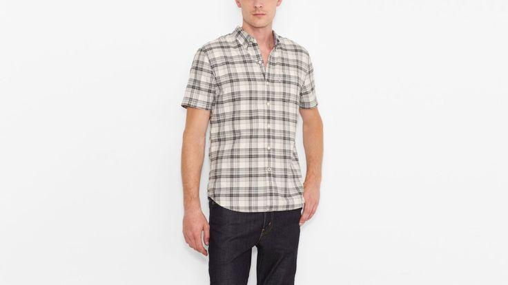 Classic One Pocket Shirt | Monument Plaid | Camisas | Ropa | Hombre | Levi's | Spain