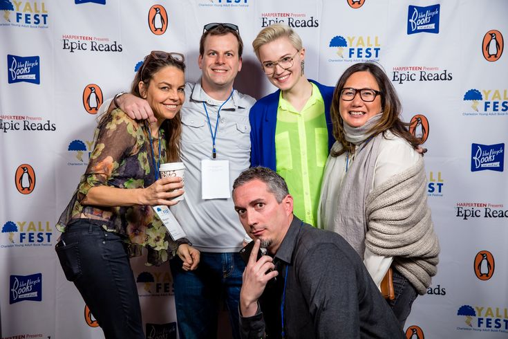 Margaret Stohl, Brendan Reichs, Veronica Roth, Melissa De La Cruz, James Dashner