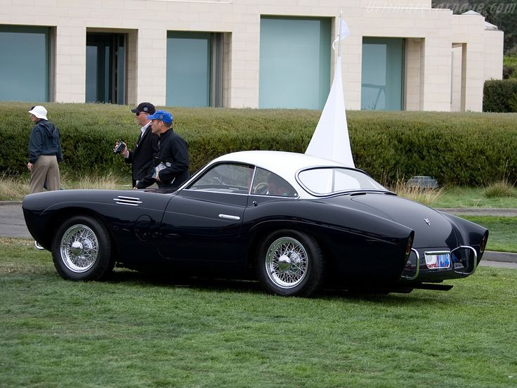 Made in Spain: Pegaso Z102 B 2.8 Saoutchik Coupe                                                                                                                                                      Más