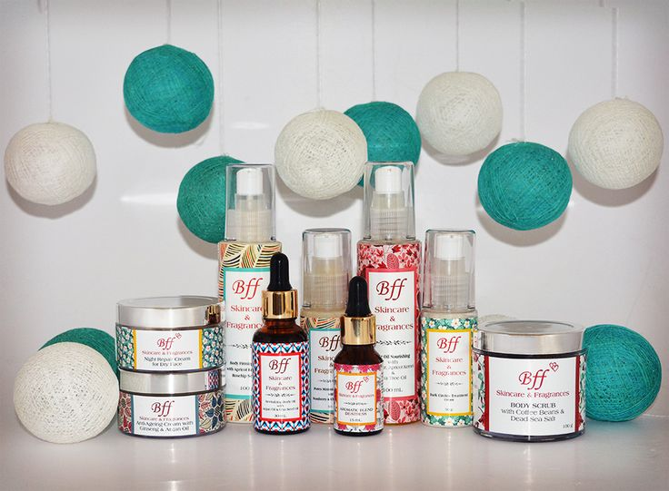 Feel the happiness and tranquility of this festive season with BFF Natural Skincare Range. #bffskincare #naturalskincare #happiness #festiveseason
