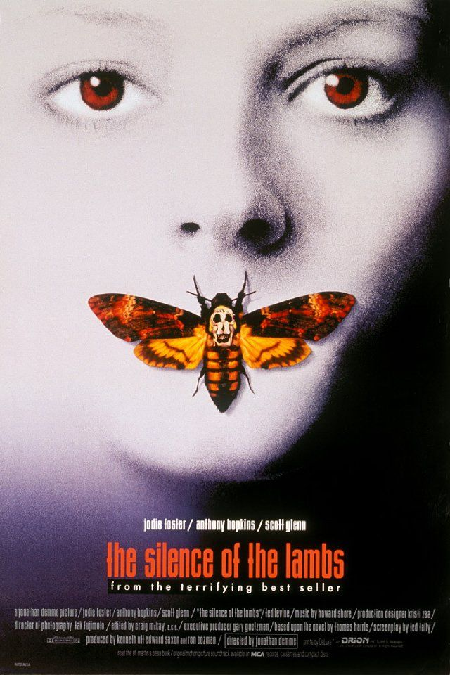 The Silence of the Lambs- just watched this for the first time. Let's just say that I carry a baseball bat in my car now.