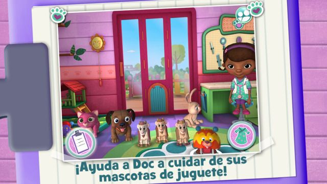Doctora Juguetes: Clínica Veterinaria   Juegos Disneylatino