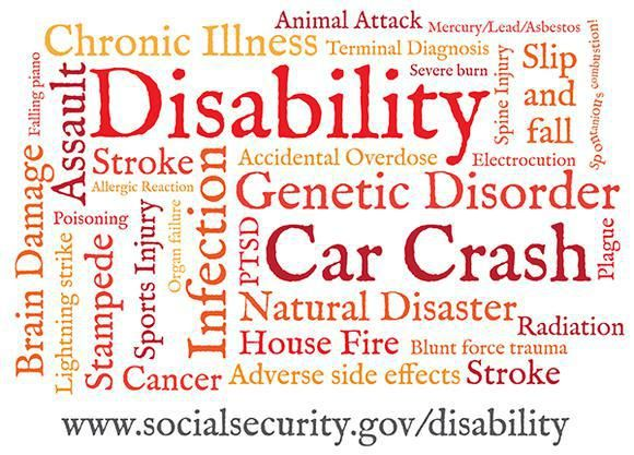 Best Social Security Disability Benefits Images On