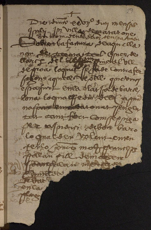 """Contrato de construcción del navío """"La Juliana"""" (1567)"""