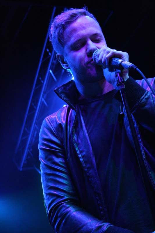 Imagine Dragons live at The Observatory 10/10/12