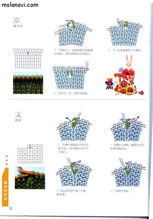 вязание японские журналы