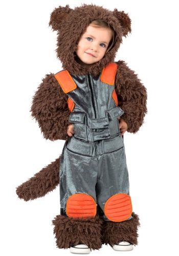 Guardians of the Galaxy Rocket Raccoon Toddler Costume