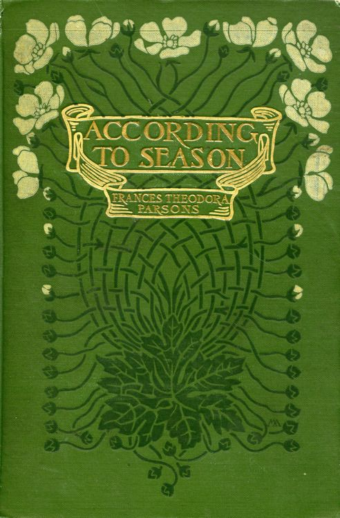 According to Season