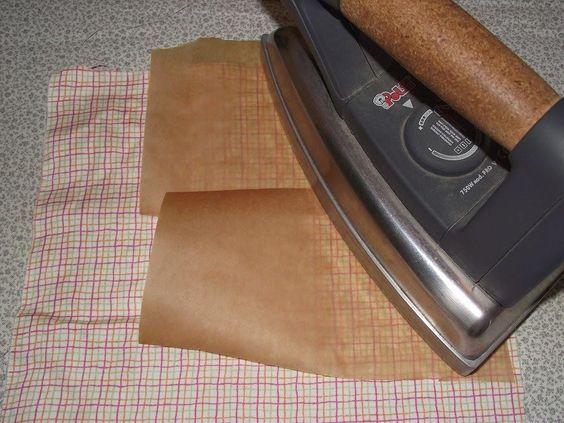 TUTORIAL: Endurecer una tela para manualidades. | Bricolaje