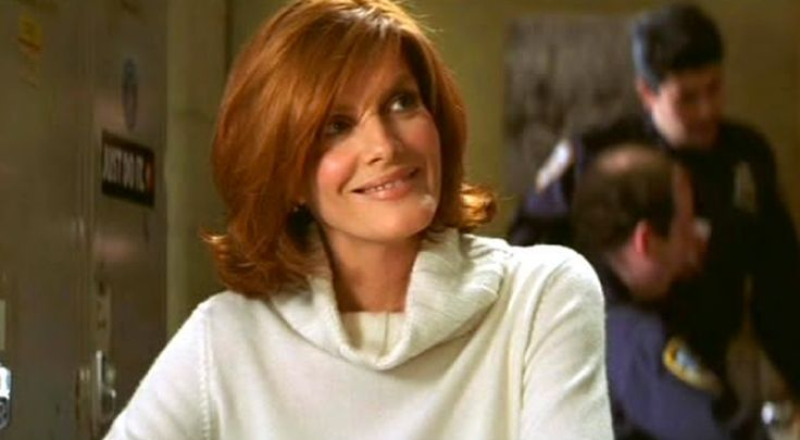 rene russo in the thomas crown affair - - one of my fave haircuts ever