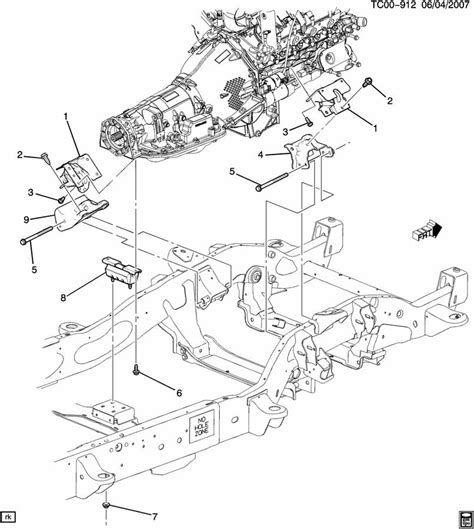 Gm 4l80e Transmission Diagram,