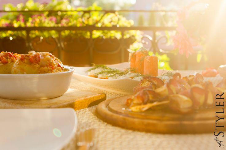 Przepisy na grilla: dodatki i przystawki #grill #gotowanie #kuchnia #food #superstyler