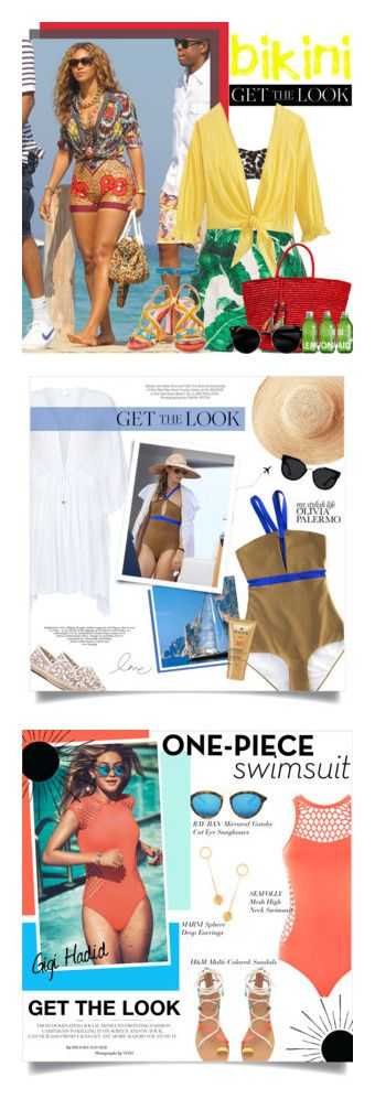 """""""Winners for Get the Look: Swimsuit Edition"""" by polyvore ❤ liked on Polyvore featuring Norma Kamali, Dolce&Gabbana, Paula Cademartori, Sensi Studio, GetTheLook, Swimsuits, Le Sirenuse, Toast, Ghost and Tory Burch"""