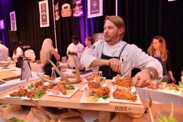 gearing up for south beach wine food festival in miami