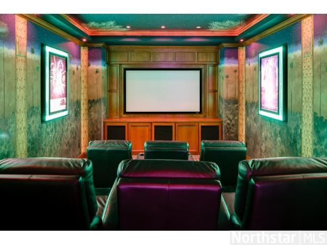 Image Result For Living Room Theater