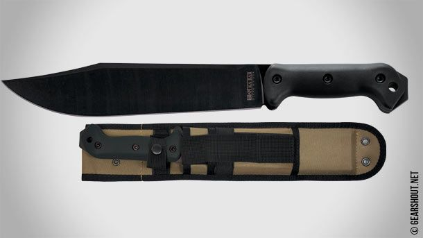KA-BAR Knives дополнила коллекцию ножей Becker новой моделью Becker Moses Bowie