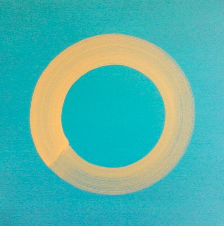 "Cobalt turquoise and naples yellow  2013 acrylic on canvas 20"" x 20"""