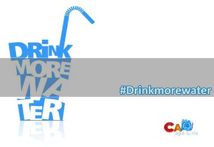 #drinkmorewater