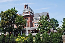 NYS Executive Mansion- Take a tour of the official resident of the NY Governor