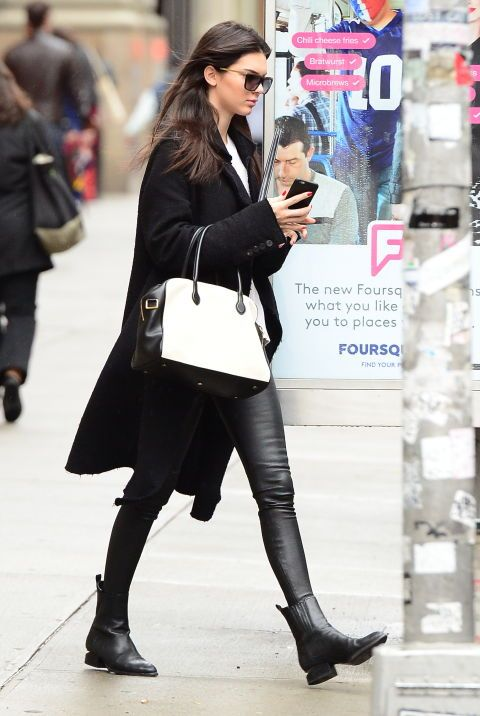 Out in New York. See all of Kendall Jenner's best looks.