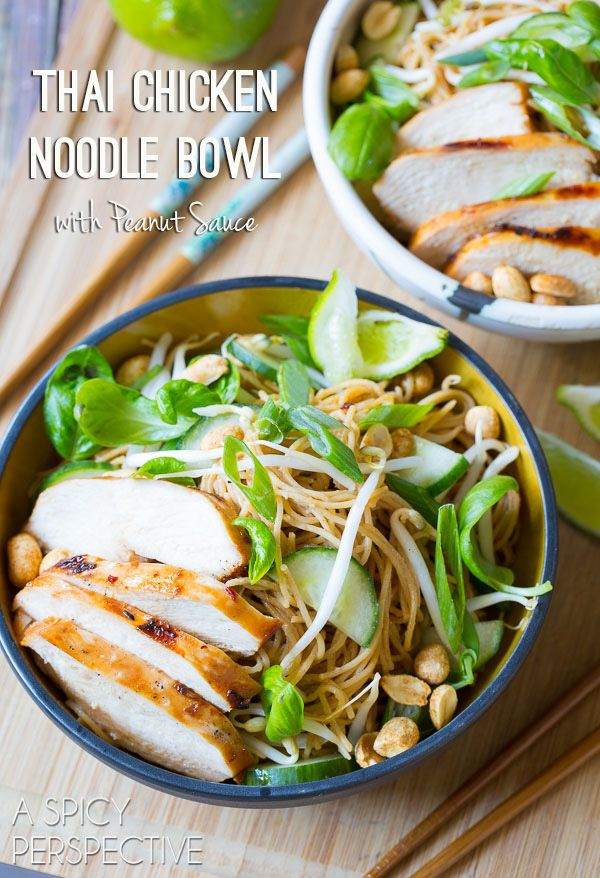 ... Bowls on Pinterest | Cilantro dressing, Rice bowls and Noodle bowls