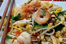Sweet Life: A scuola di cucina Thai: Pad Thai/ Thai Cooking School: Pad Thai