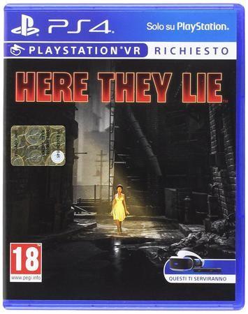 Что скрывает тьма (только для VR) (Русская версия, PS4)  — 1099 руб. —
