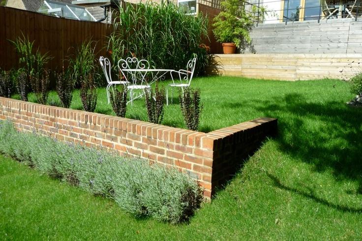 77 best retaining walls images on pinterest landscaping for Garden design ideas bristol