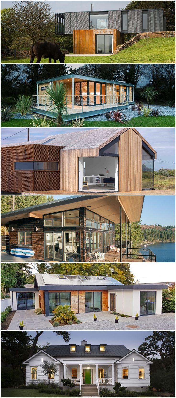 Elegant 10 Kleine Häuser, In Die Du Sofort Einziehen Willst
