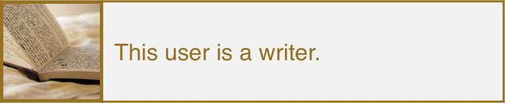 and i mostly judge my writes bc i can