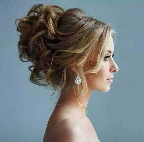 25 Best Prom Updo Hairstyles Y Feminine Style Pinterest Hair And Styles