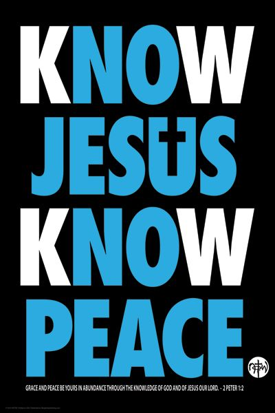 "Jesus Poster - Jesus Christ told His followers: ""My peace I give unto you."" This deep inner peace is priceless. People travel all over the world, looking for peace. But only Jesus Christ can give us true peace. Click poster to order for only $ 9.00"