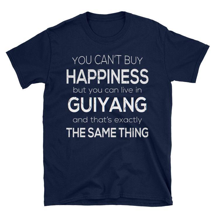 Funny Guiyang T-Shirt