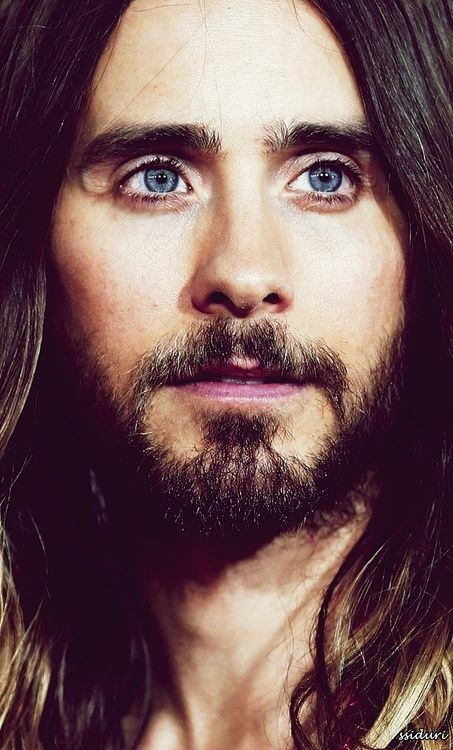Jared Leto is so pretty and always has been