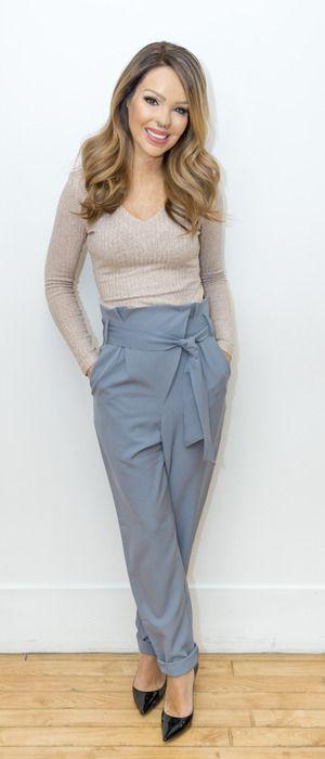 katie piper lavish alice powder blue trousers