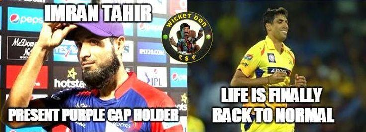 Wicket Don: Imran Tahir Purple Cap