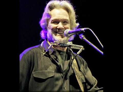 kris kristofferson - Why me Lord  note to Mike, David, Nicole and all :  please play this at my memorial service.