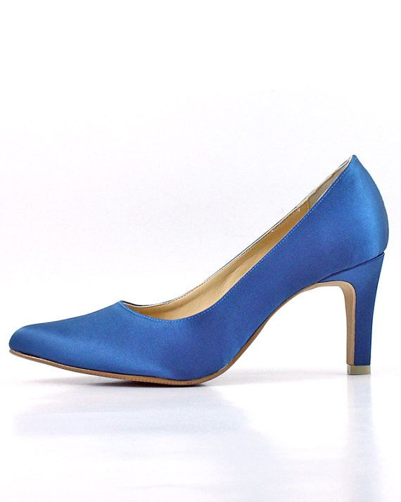 The 25 best royal blue wedding shoes ideas on pinterest royal items similar to something blue wedding shoes royal blue wedding shoes dark blue wedding shoes sapphire blue wedding shoes cobalt blue made to order junglespirit Image collections